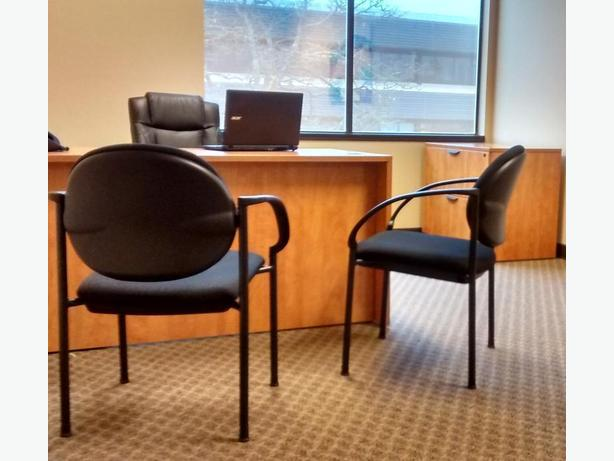 TEMPORARY FURNISHED DAY OFFICE - HOURLY OR DAILY RENTAL