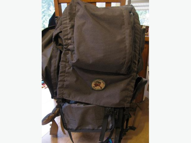 """Barney """"Hunter"""" Mountain Hunting External Frame Pack ..."""