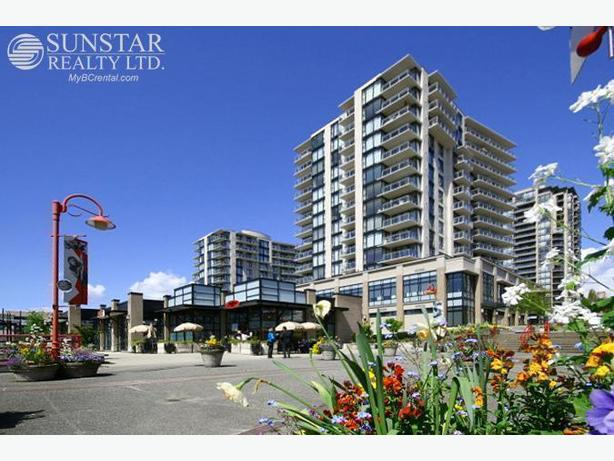 Lower Lonsdale 2 Bed 2 Bath Furnished Condo w/ Balcony @ TIME (902)