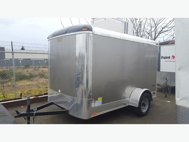 Refridgerated Cargo Trailer