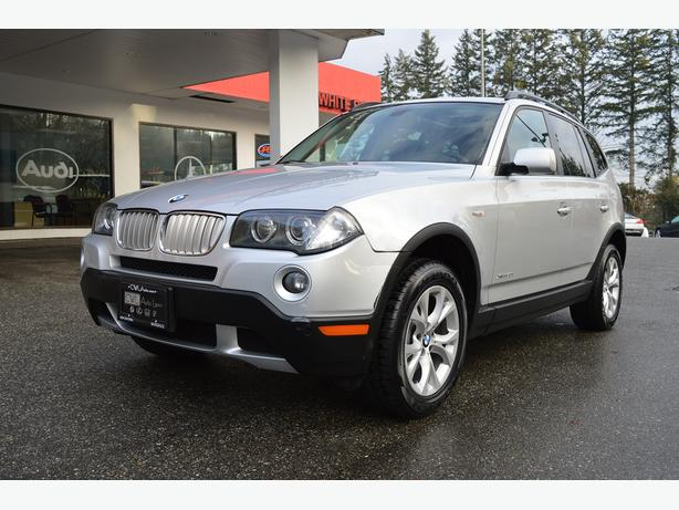 2009 BMW X3 30i-New Brakes/Tires