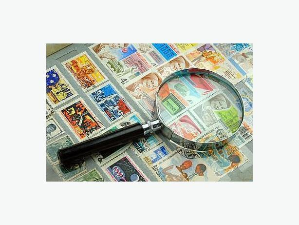 WANTED: stamp collections and stock books- will show kids how to collect!