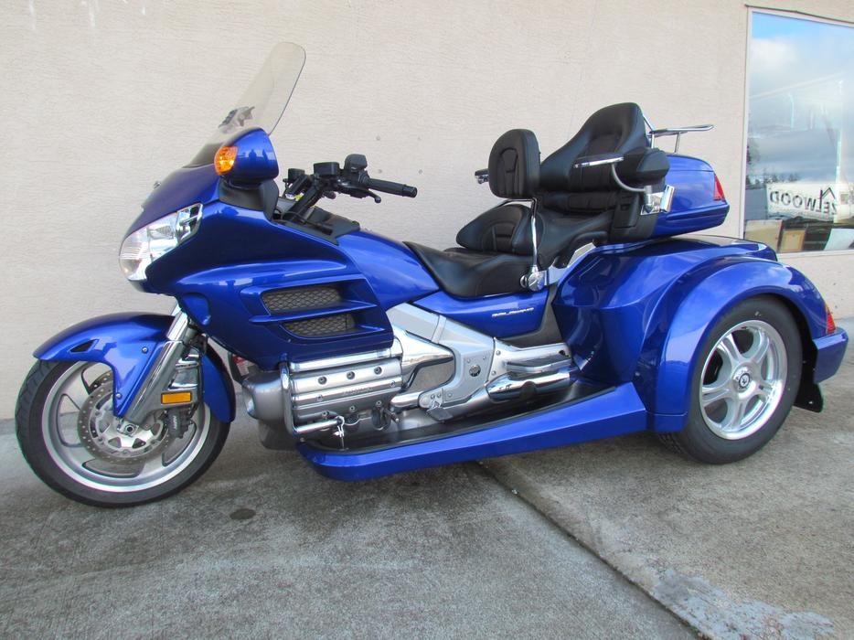 Trike For Sale Honda GL1800 Goldwing 33999 Outside