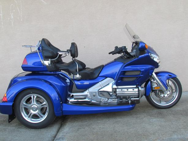 Honda GL1800 Goldwing Trike For Sale  $33999