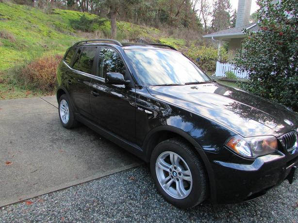 2006 BMW X3 SUV - $11,300