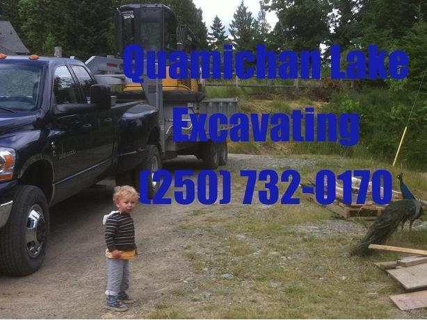 Drainage and Excavating in Maple Bay & Duncan Area