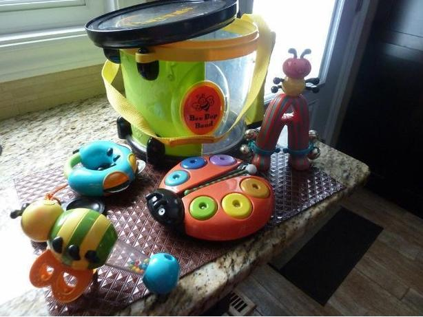 Bee Bop Band: Toys & Hobbies | eBay