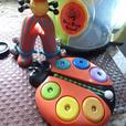 Parents Magazine Bee Bop Band Play & Learn Drum & Instruments