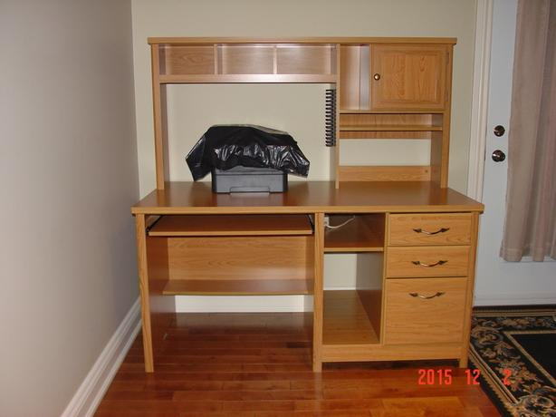 Computer Desk Unit with or without chair