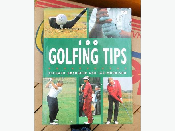 GOLF TIPS BOOK
