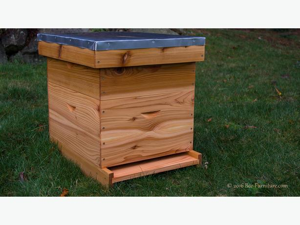 Bee Hives and equipment - hand-crafted, strong and beautiful!