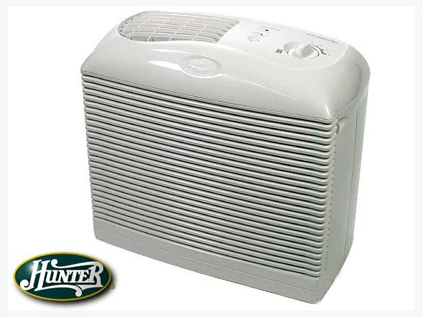 HEPA Air Cleaner ~ Hunter QuietFlo