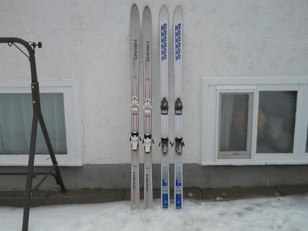 Head Radial Skis