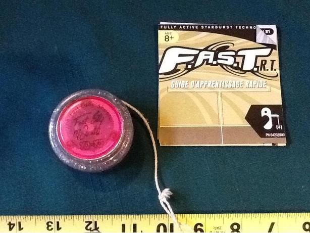 Fast Eddy Yo-Yo