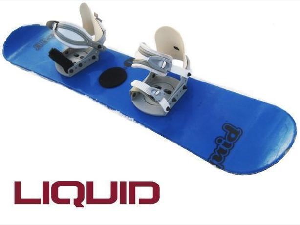 127cm Liquid Snowboard