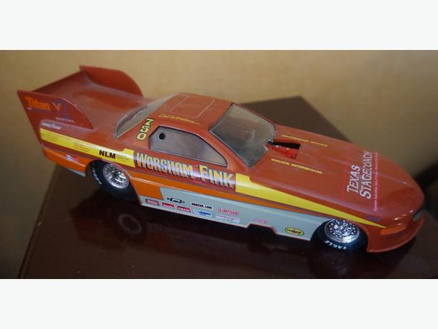 4U2C RACING CHAMPIONS DIE CAST CAR 1991 CHINA