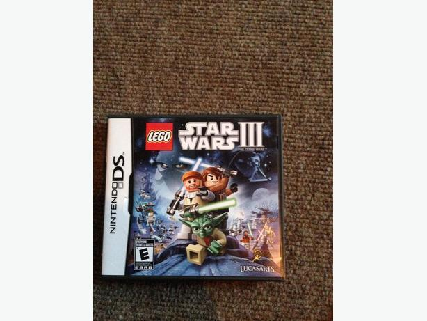 Star Wars III Ds game