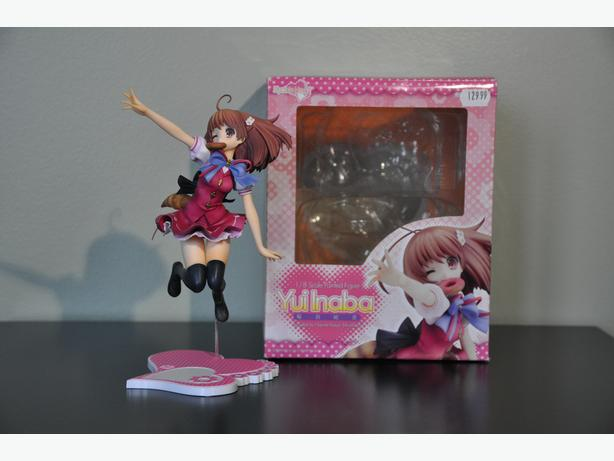 Inaba Yui anime 1/8 scale figure