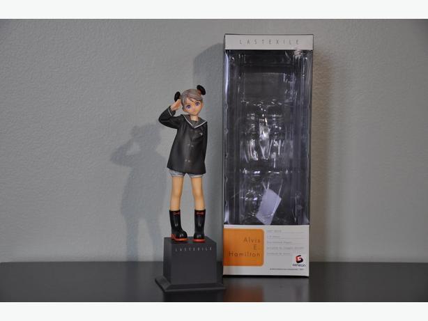 1/8 PVC Figure - Last Exile   Anime