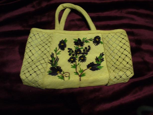 Classic hand bag, almost an antique
