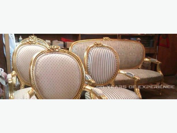 Beechwood Upholstery
