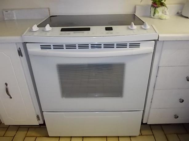 Kitchen Aid Superba Convection Stove Range
