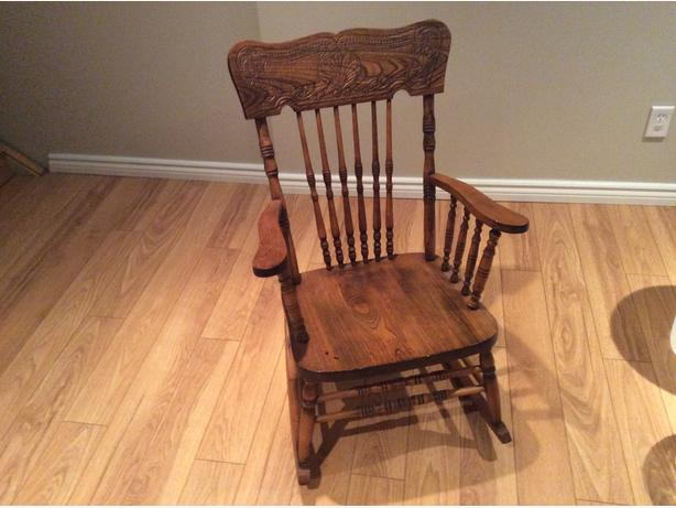 Rocking Chair Kitchener