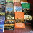 Bernard Cornwell /set of 22