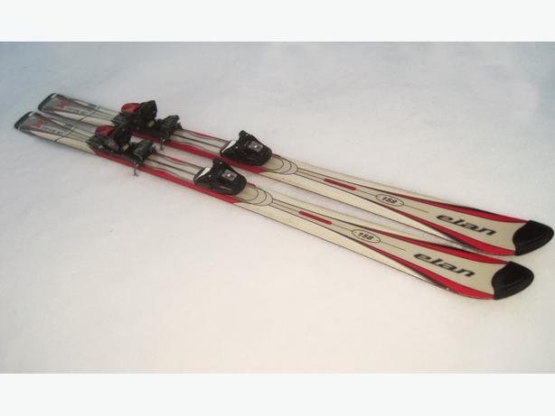 Cm elan carve sr skis north west calgary