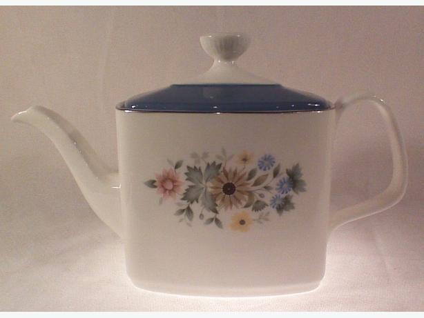 Royal Doulton Pastorale teapot