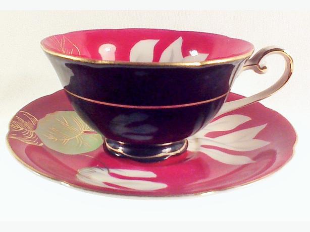 Princess China teacup and saucer