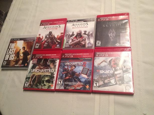 PS3 Games: Assassin's Creed II, Assassin's Creed Brotherhood