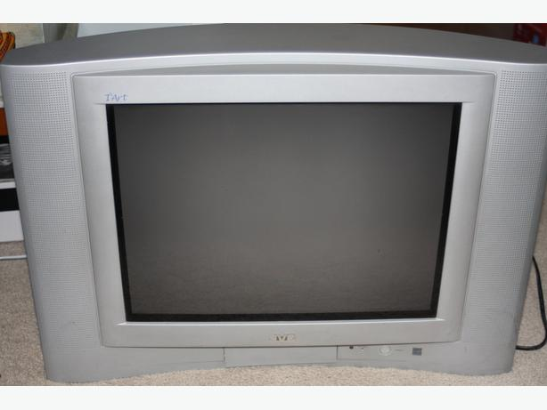 "20"" JVC TV 20"" Screen Size VGC"