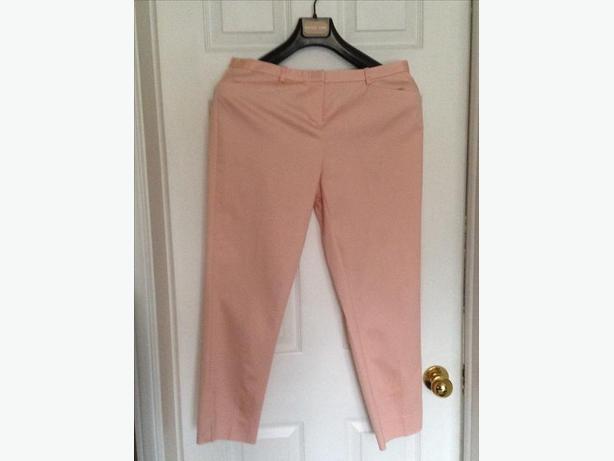3/4 Slim Fit Pants - Jacob