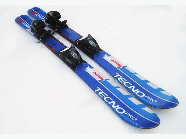 100cm Skis ~ TecnoPro XR Team