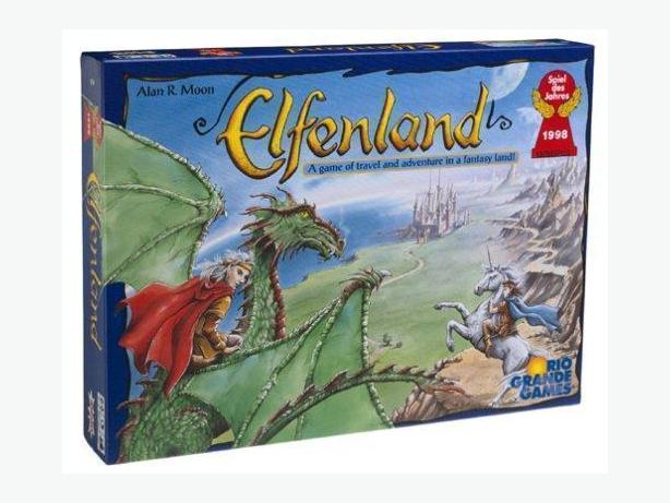 Elfenland Board Game