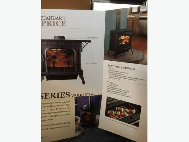 HARMAN WOOD STOVES