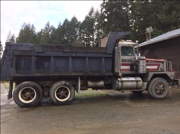 Maple Ridge Dump >> 1987 Pacific Dump truck Outside Metro Vancouver, Vancouver - MOBILE