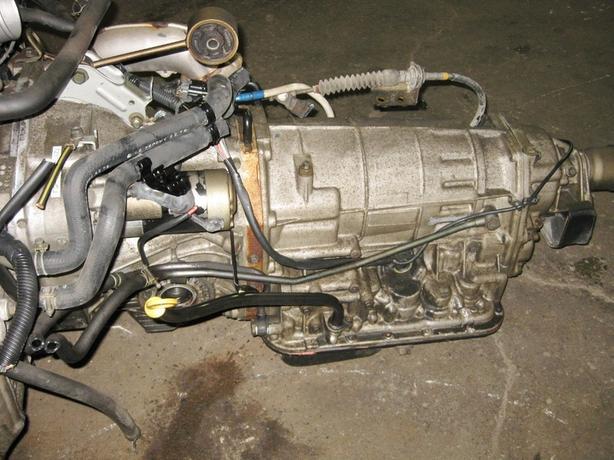 95-97 LEGACY OUTBACK BG9 TRANSMISSION AUTO 4WD TZ102Z1ABA GEARBOX EJ25 DOHC 2.5L