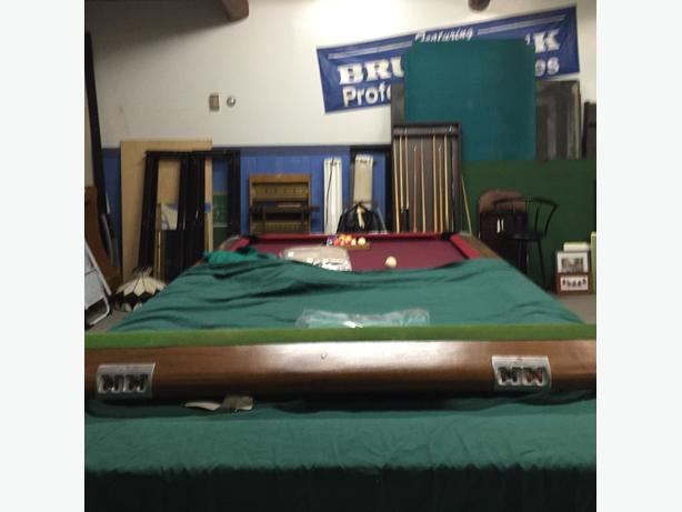 2 , 6x12 snooker tables !!