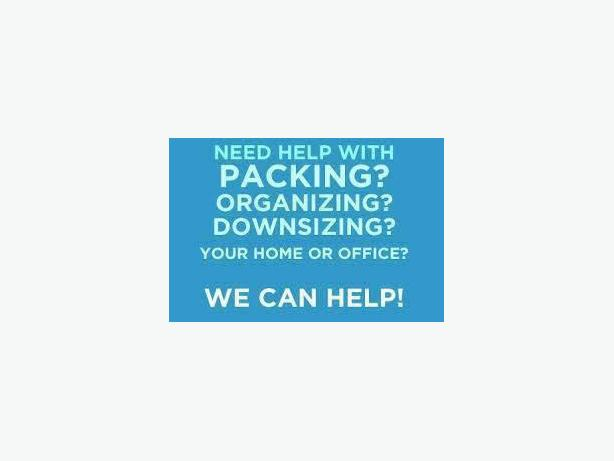 Professional Packing Services (New Westminister)