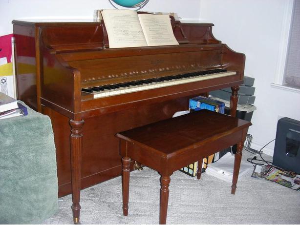 Henry Herbert Piano