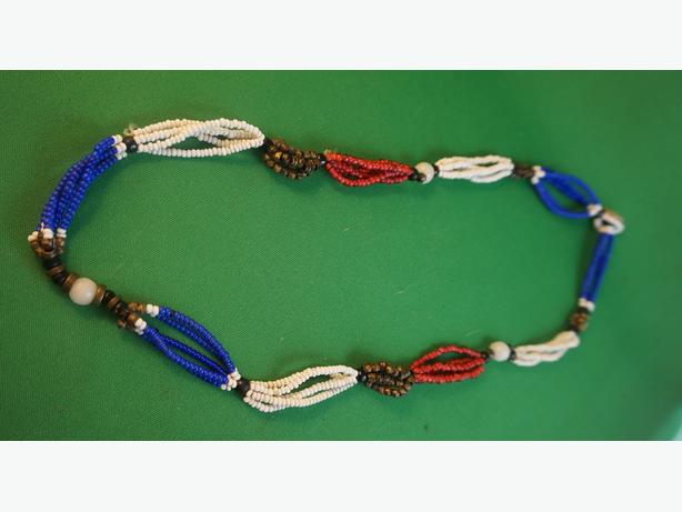 4U2C ABORIGINAL BEADED NECKLACE