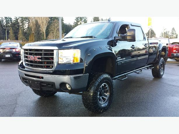 used 2008 gmc sierra 3500 duramax for sale in parksville outside victoria victoria. Black Bedroom Furniture Sets. Home Design Ideas