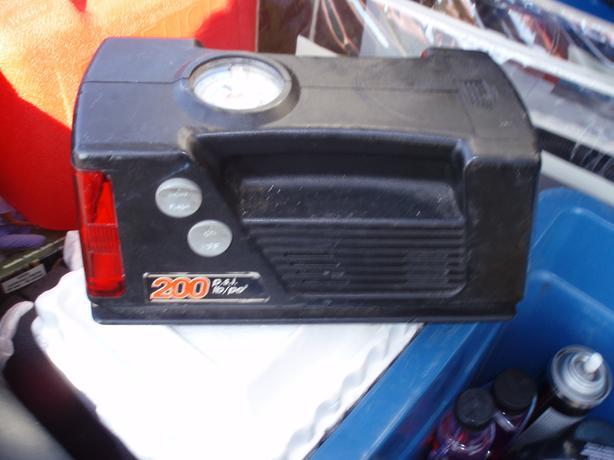Professional DC Tire Compressor 200 PSI