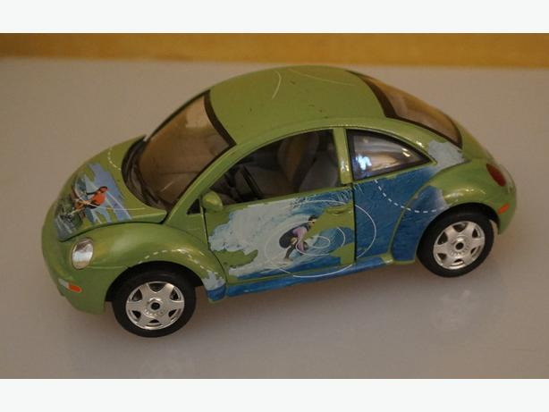 4u2c DURANGO 1/24 VOLKSWAGEN BEETLE MADE IN ITALY