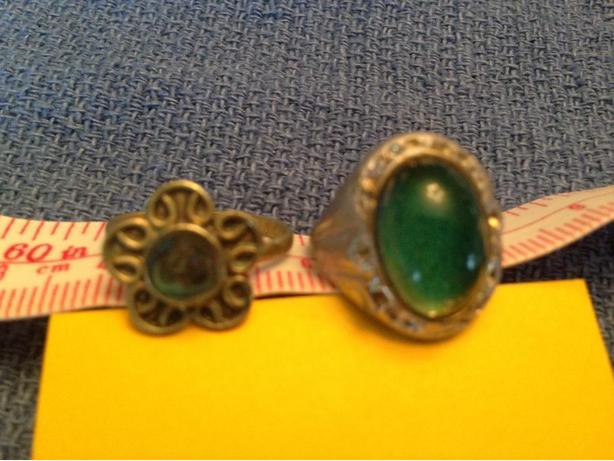 Rings starting at $5