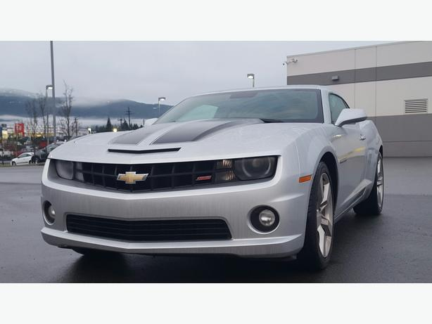 2011 chevrolet camaro 2ss central nanaimo nanaimo. Black Bedroom Furniture Sets. Home Design Ideas