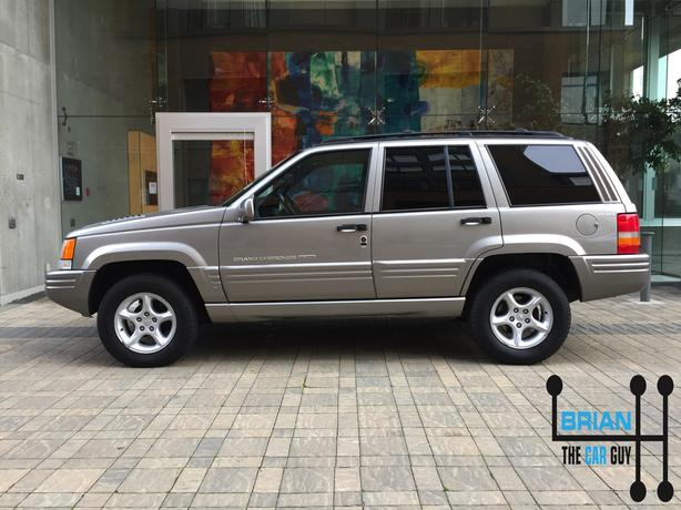 **Jeep Grand Cherokee 5.9 Limited 4x4 With Only 130K**