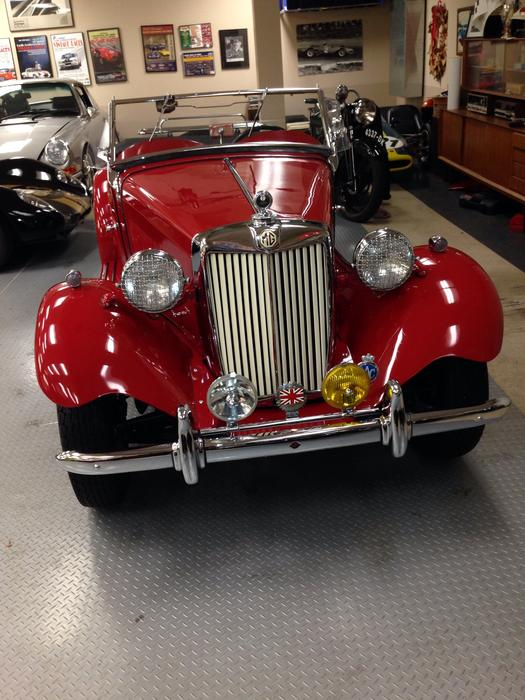 Classic Car Restoration Kelowna